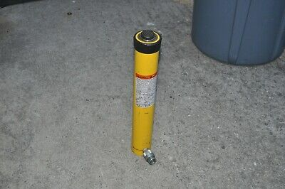 Enerpac Rc-1514 Hydraulic Cylinder Duo Series 15 Ton 14 Stroke 10000 Psi Mint
