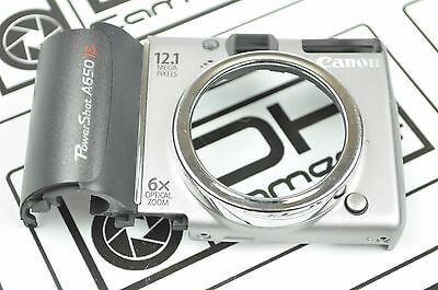 Canon Powershot A650 IS Front Cover Replacement Repair Part  EH0895