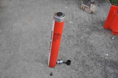 Spx Power Team C1516c Hydraulic Cylinder 15 Ton 16inch Stroke Made In Usa