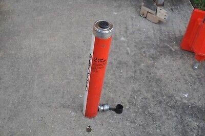 Spx Power Team C1516c Hydraulic Cylinder 15 Ton 16inch Stroke Made In Usa