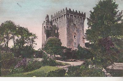 CE15. Vintage Postcard. Blarney Castle. Cork, Ireland