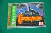 Castlevania Symphony of The Night New