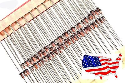 1n4731a 10 Pcs 1w 4.3v Zener Diode - From Usa