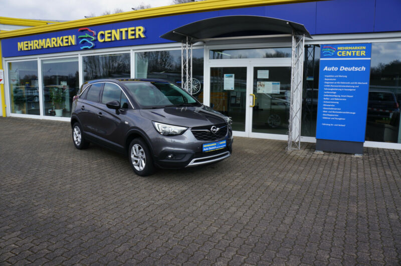 Opel Crossland X Innovation 1.2T - Park&Go*Navi*SHz