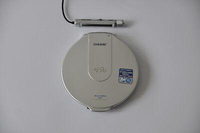 Sony D-NE10 Atrac Portable CD Walkman Player DISCMAN MP3 CD-R/RW