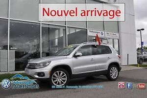 2012 Volkswagen Tiguan Highline *BLUETOOTH*TOIT PANO*MAGS*A/C*