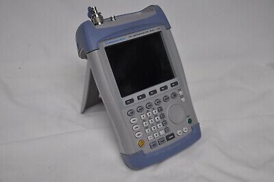 Rohde Schwarz Fsh3 Spectrum Analyzer With Case