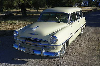 1954 Plymouth Belvedere Station Wagon  1954 Plymouth Belvedere Station Wagon Original 2-Door Classic