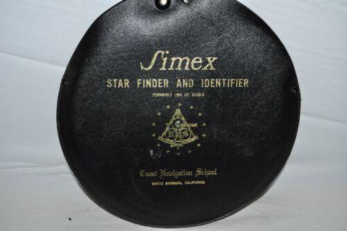 Simex Star Finder & Identifier