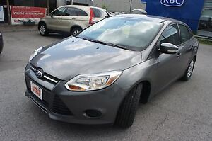 2014 Ford Focus SE | ONLY 11K KM | CLEAN CARPROOF |