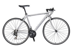 MOMENTUM-F120-Alloy-Flat-Bar-Road-Bike-City-Bicycle-SHIMANO-TOURNEY