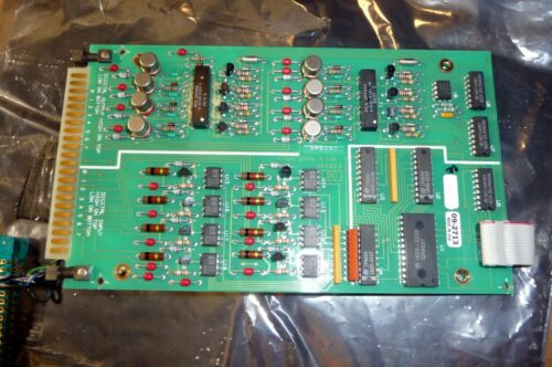 AGILENT HP 44465A  8 bit digital i/o board  for use with hp 3421A