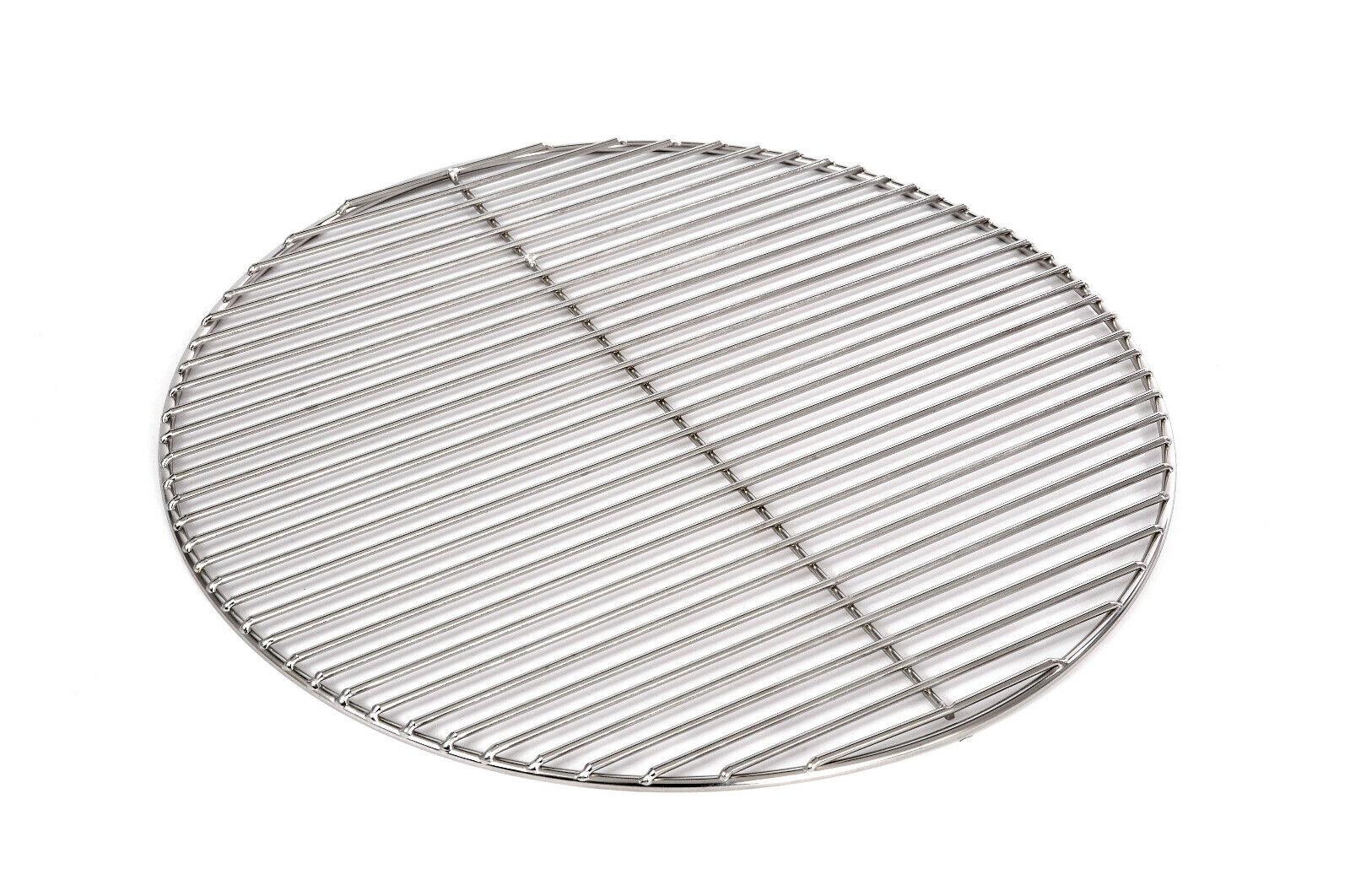 Grillrost rund Edelstahl Ø 4 mm /10 mm Grillrostabstand 34,5 40 44,5 47 54 57 cm