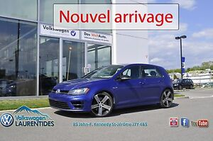 201=6 Volkswagen Golf R*4MOTION*BLUETOOTH*CAMERA DE RECULE*APP C