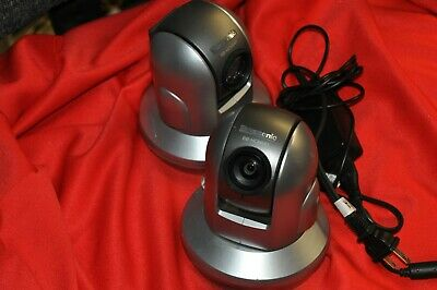 Panasonic Bb-hcm581a Ip Network Ptz Camera
