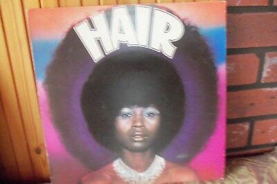 SOUNDTRACK - HAIR - DUTCH IMPORT - £5