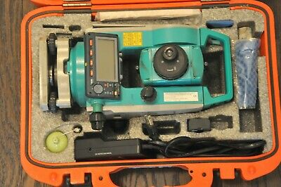 Sokkia Set630r Set 630 630r Reflectorless Total Station W Charger Accessories