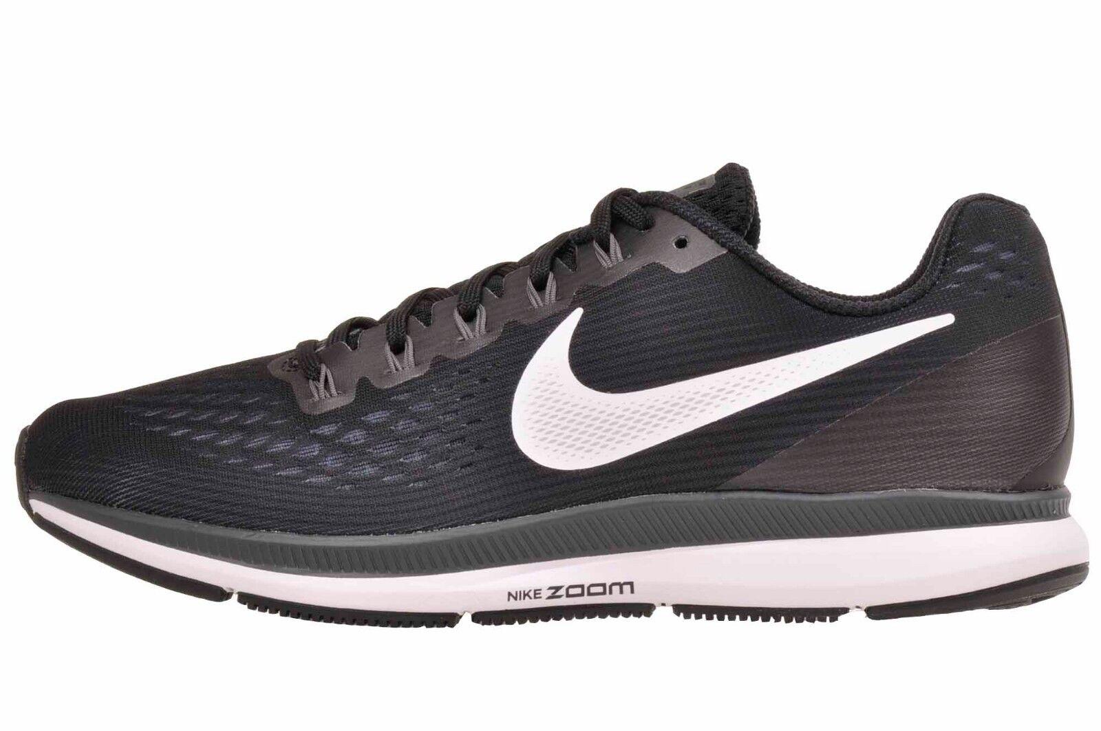 9ce21de950a Nike W Air Zoom Pegasus 34 Running Womens Shoes Black (Wide) 880561-001