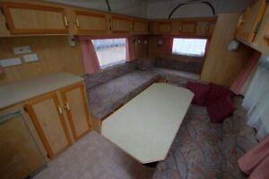 Windsor Sunchaser Pop-Top Caravan