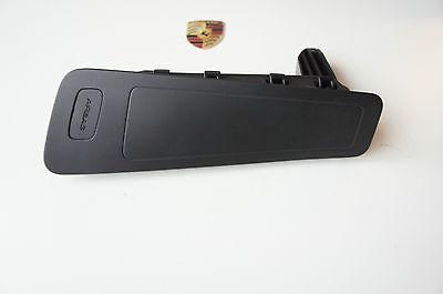 PORSCHE 95 B MACAN capot / couvercle airbag latéral arrière gauche noir