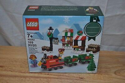 LEGO SET 40262 CHRISTMAS TRAIN RIDE *NEW*