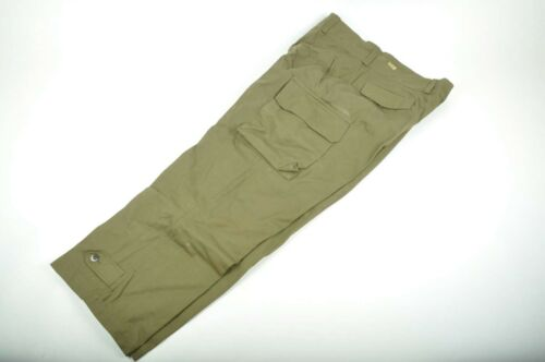 Vintage French Military Army M47 Field Trousers Pants Size 27 MINT CONDITIONS