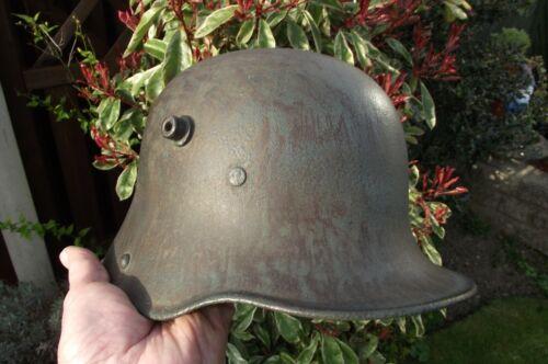 WW1 Original German M16/17 Helmet