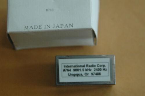 INRAD 764 FILTER 2400hz FOR TENTEC OMNI V/VI/VI+ ROOFING FILTER