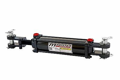 Hydraulic Cylinder Tie Rod Double Action 3 Bore 16 Stroke 2500 Psi 3x16 Long