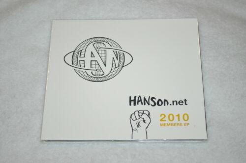 RARE SEALED Hanson Member 2010 EP CD!