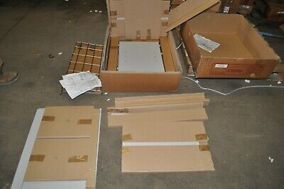 Kentinetal Engineering Oki Line Printer 4410 Printer Cart Cabinet Nos Free Ship