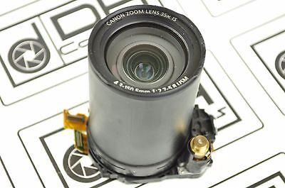 CANON POWERSHOT SX40 HS LENS UNIT ASSEMBLY REPAIR PART A0834