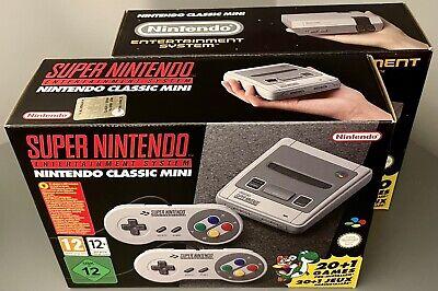 Nintendo Classic Mini. NES e SNES Combo