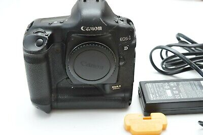 Canon EOS-1D Mark II 8.2MP Digital SLR Camera (Body Only) for sale  Shipping to India