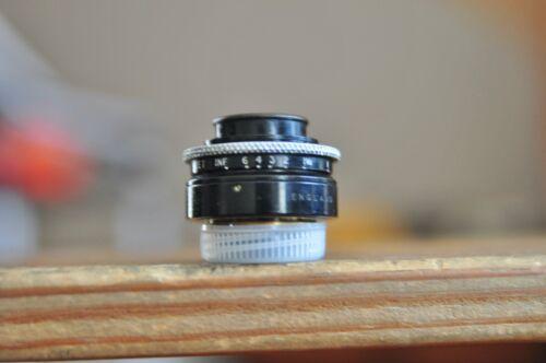 Dallmeyer 15mm f2.9 16mm Movie Camera Lens  Bolex C Mount