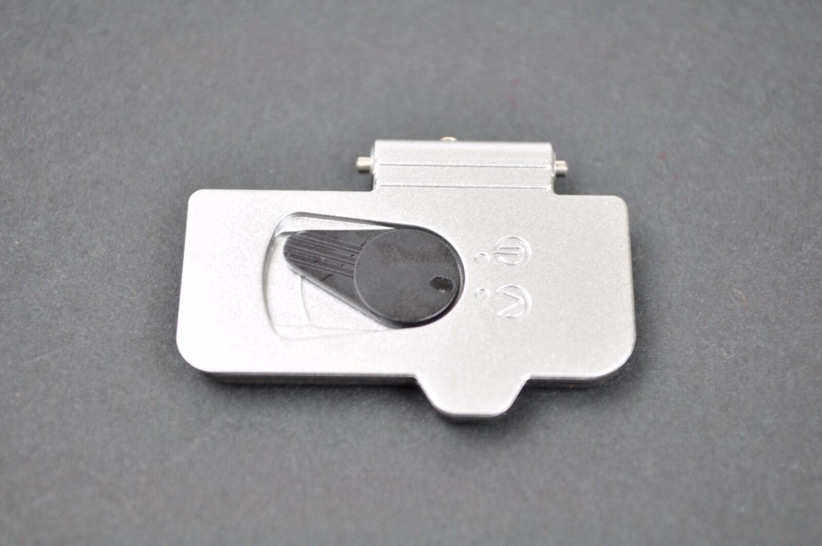 Olympus E-m5 Mark Ii (silver) Battery Cover Lid Door Asse...