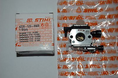 4228 Original Stihl Vergaser C1Q-S169  für HS 45 Heckenscheren NEU