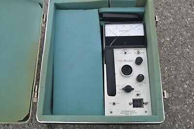 Narda Micro-line Model 8110 Electromagnetic Radiation Monitor Free Shipping