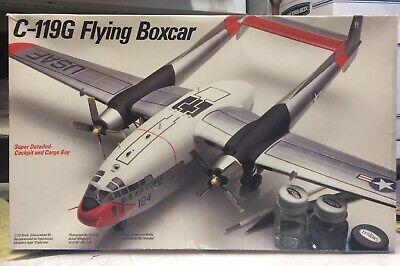 Italeri/Testors 1:72 Scale Fairchild C-119G Flying Boxcar Kit