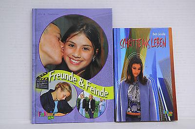 2 Schritt Paket (Bücherpaket 2x Mädchenbücher/Schritte ins Leben/Freunde & Feinde)