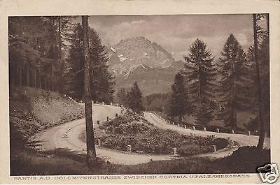 Dolomiti Cortina Passo Falzarego f.p.
