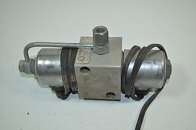 Eugen Seitz Ag Control Valve Solenoid Pn- 8011 1b1 115v Magnetic