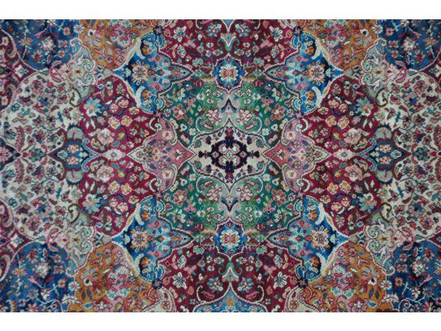 Karastan Rug Samovar Collection 900-903 Kirman Panel 8.8x12 Tea Wash #99