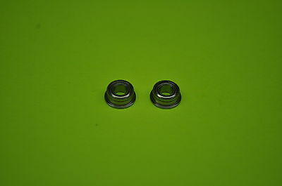 Replacement Dental Bearings For Midwest Tradition Push Button With Gold Impeller