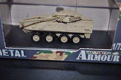 Armour UN Tank 1/72 Scale Diecast ART 3126 - Lav 25 With 90mm Desert Assault Gun