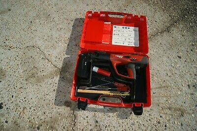 Hilti Dx 460 Powder Actuated Tool Kit With Mx 72 Magazine Hard Case