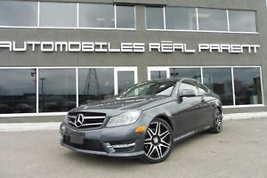 2015 Mercedes C350 4MATIC