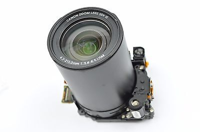 Canon SX50 HS Zoom Lens with CCD Sensor Replacement Repair Part A0699