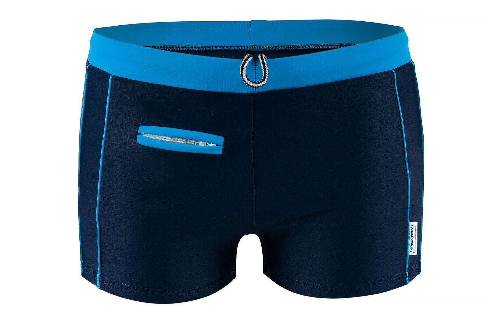 New Mens Lycra Swim Swimming Trunks Professional Swimwear Shorts