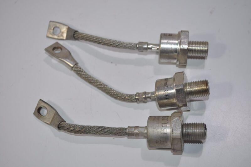 Lot of 2 NEW Thyristor Diode Rectifier Module SCR Part# 150KR30A